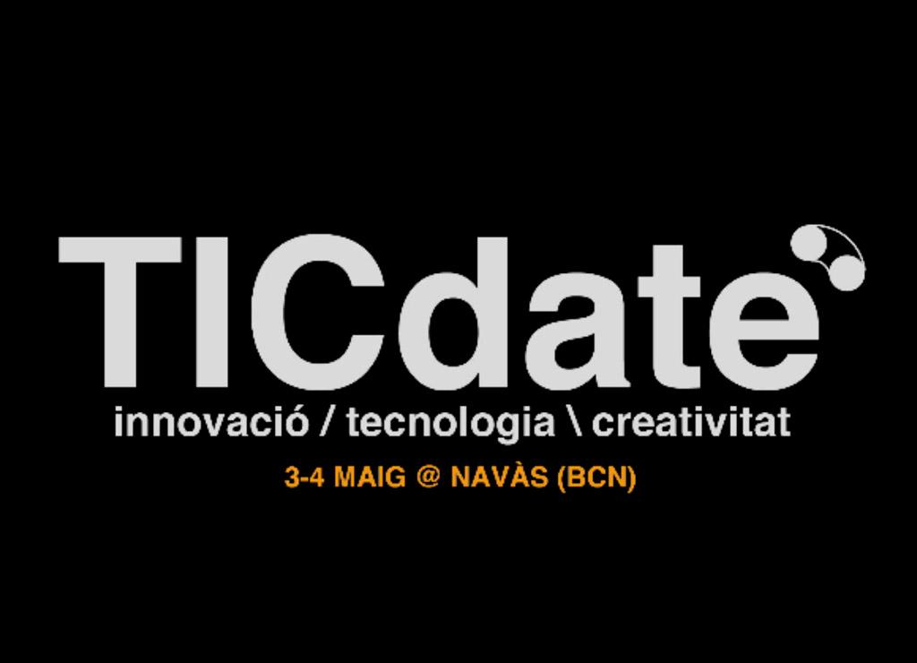 TICdate 2016