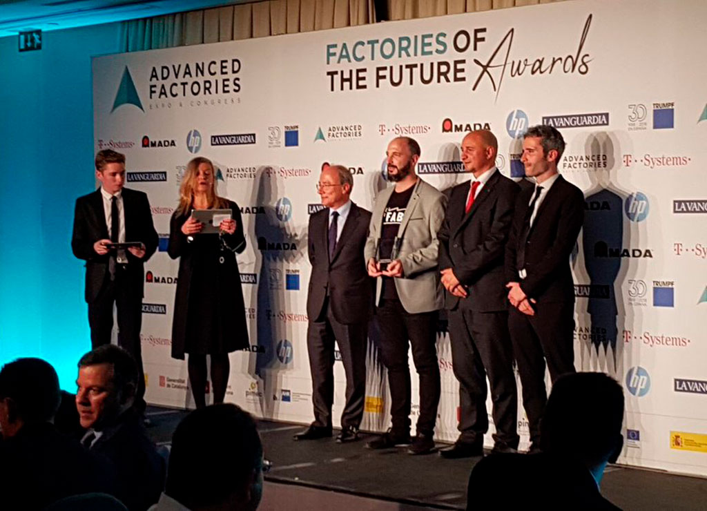 Factory of the future Awards
