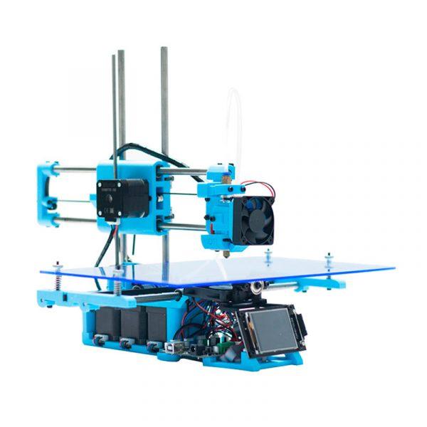 impresora 3d formbytes one azul