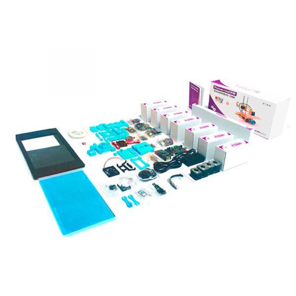 piezas formbytes one kit azul