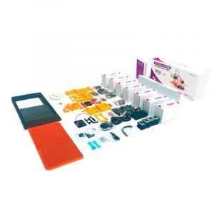piezas formbytes one kit naranja