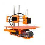 impresora 3d formbytes one naranja