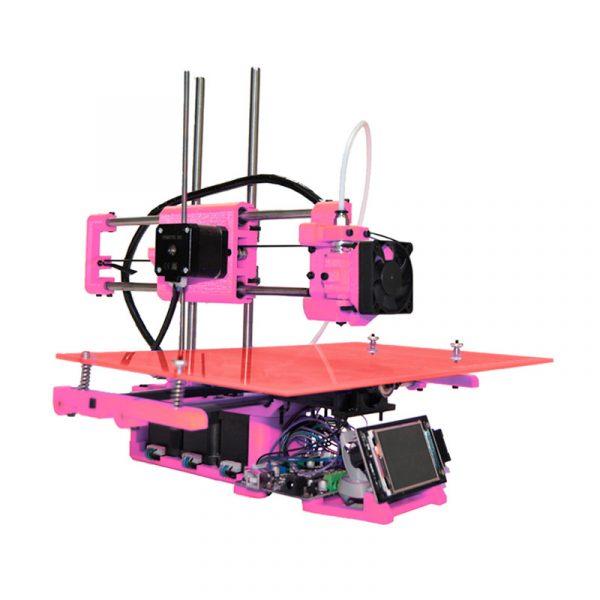 impresora 3d formbytes one rosa