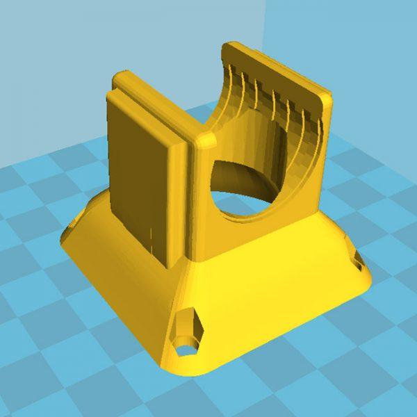 pieza impresa 3D