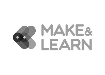 make and learn logo